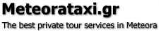 Meteora Taxi